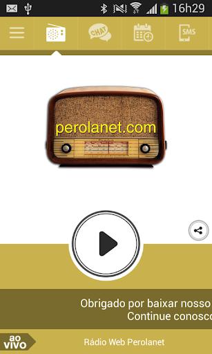 Rádio Web Perolanet
