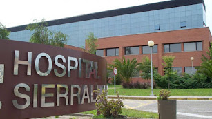 Imagen del Hospital Sierrallana (Cantabria).