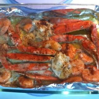 Garlic Butter Crab Recipes.