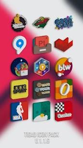 Tigad Pro Icon Pack APK 6