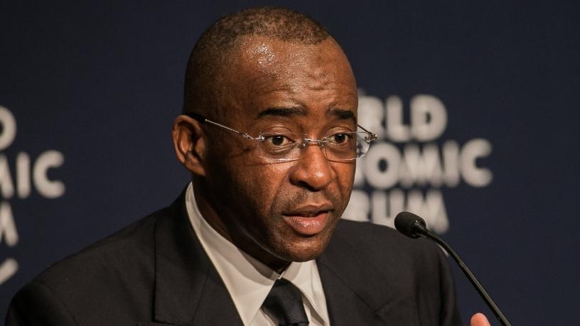 Strive Masiyiwa, founder and executive chairman of Liquid Telecom's parent company Econet.