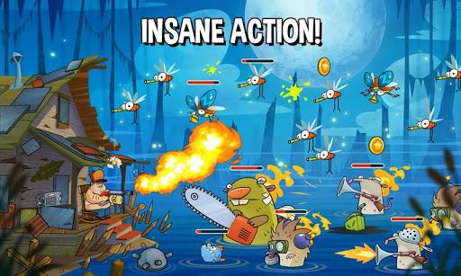 Swamp Attack screenshot 5