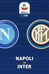 Serie A Calcio. Temporada 18/19. Nápoles - Inter de Milán