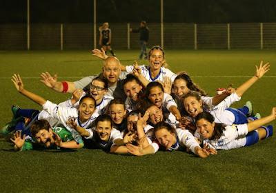 """KAA Gent Ladies maken ook werk van de jeugd: """"Grootste club van het land"""""""