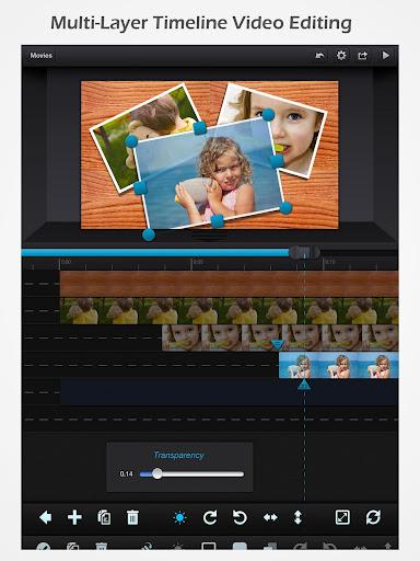 Cute CUT - Video Editor & Movie Maker screenshot 5