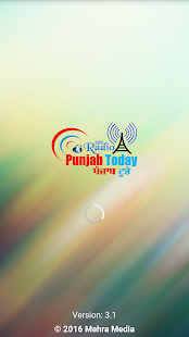 Radio Punjab Today 2017- screenshot thumbnail