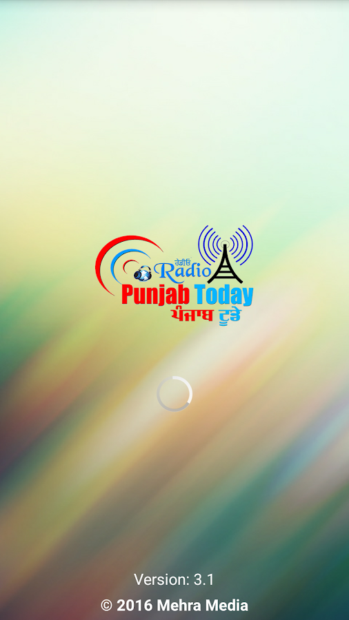 Radio Punjab Today 2017- screenshot