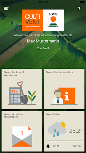 KWS CultiVent- screenshot thumbnail