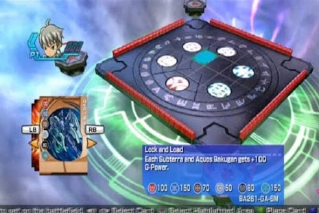 Bakugan Battle Brawler for cheat - náhled
