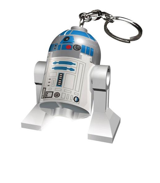 Imagen de contenido Llavero con Luz Led Lego® R2-D2