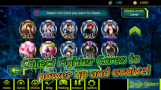 BEAST BUSTERS featuring KOF DX v1.0.0