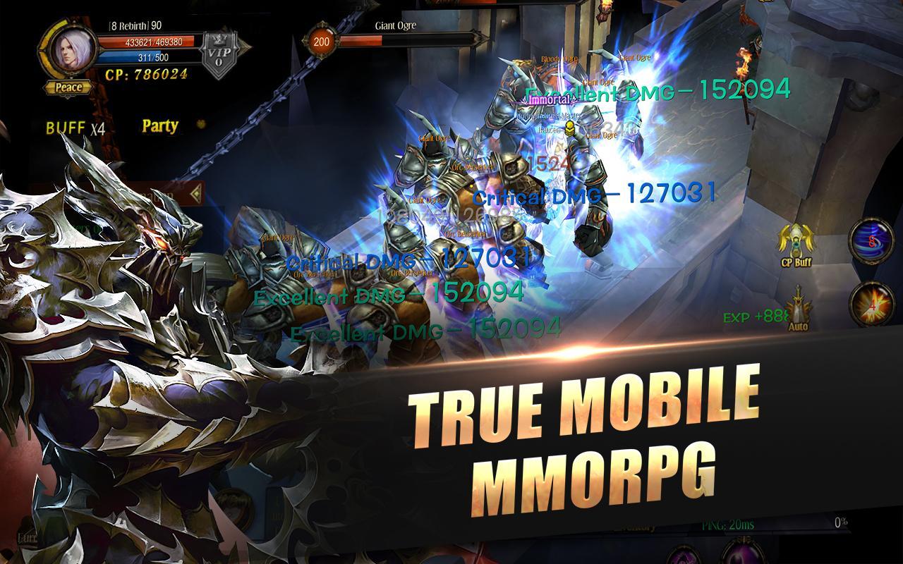MU Origin screenshot #10
