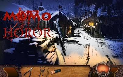 Momo - Horror game APK screenshot thumbnail 3