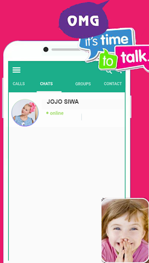 Live Chat With Siwa jojo. Simulation 1.0 app download 2