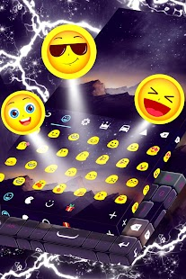 Keyboard Theme For Galaxy J5 - náhled