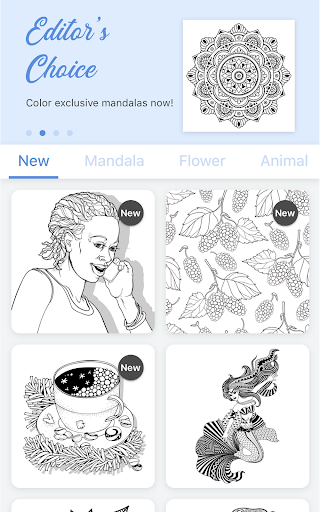 Paint By Number - Free Coloring Book & Puzzle Game 1.5.4 screenshots 15
