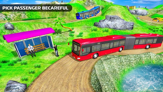 Metro Bus Public Transport : Bus Simulator Offroad 2