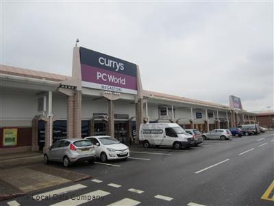 Currys Pc World On Goodwood Square Electrical Goods In Teesside