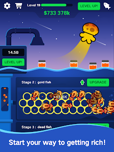 Idle Fish - Caviar Factory Tycoon for PC / Windows 7, 8, 10