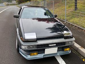 スプリンタートレノ  GTV(昭和60年式)のカスタム事例画像 銀次郎(銀リトラ)さんの2020年11月18日22:40の投稿