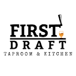 Logo for First Draft Taproom & Kitchen