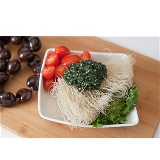 Spirulina Pesto (pasta sauce)