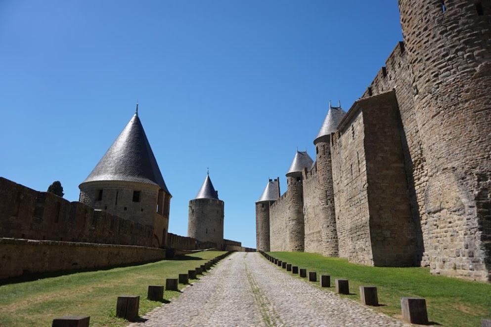 ¿Qué ver en Carcassonne en un día? La Palestra