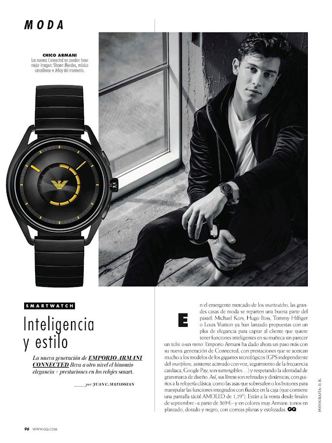 GQ ESPAÑA- screenshot