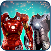 Iron Robot Suit Editor - Super Hero Suit Changer Android APK Download Free By VivaDroid