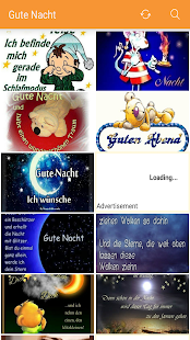 Gute Nacht - náhled