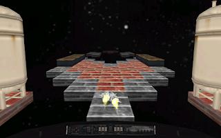 Screenshot of SkyFrontier