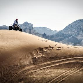 by Eewoj Alcala - Landscapes Deserts