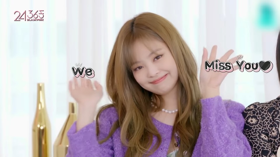 BLACKPINK - '24_365 with BLACKPINK' EP.15 4-46 screenshot