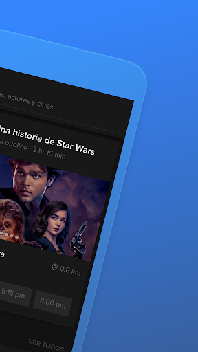 Fandango Latinoamérica – Movie Times + Tickets 5.6.75 app 2
