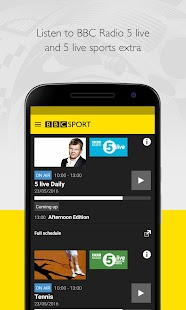 BBC Sport Screenshot 7