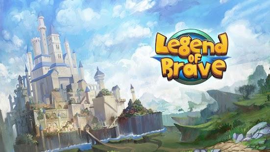 Legend of Brave - náhled