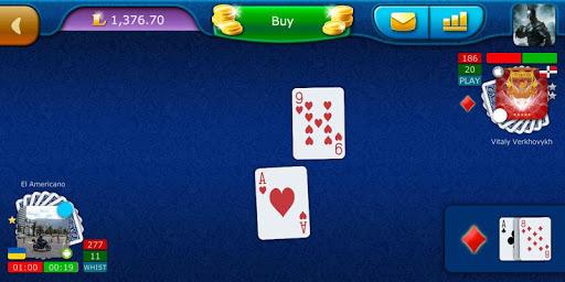 Clabber LiveGames - free online card game screenshots 8