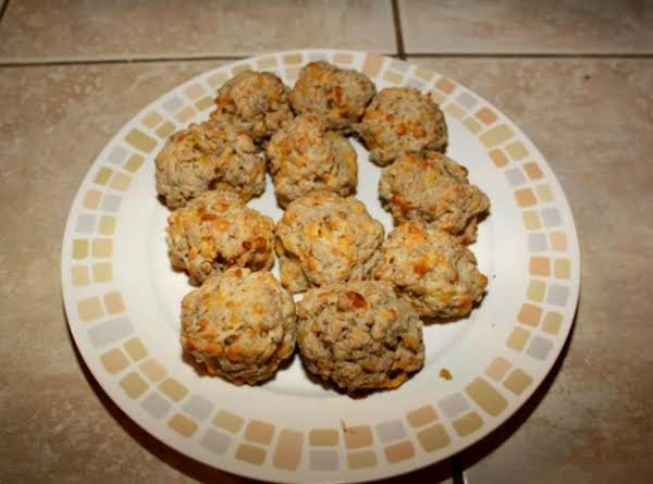 Breakfast Sausage Balls Recipe