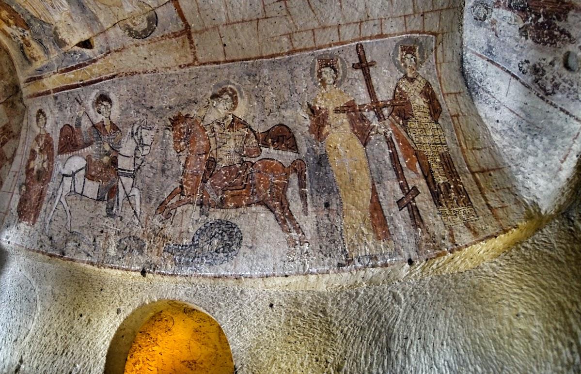 Church Frescoes