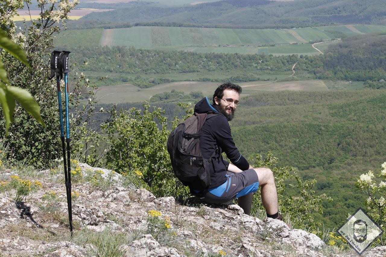 KÉP / Egynapos hátizsákom a Naszály hegyen