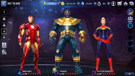MARVEL Future Fight- screenshot thumbnail