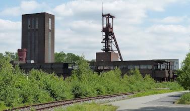 Photo: Zollverein; Schacht 1/2/8