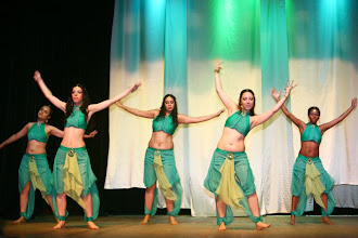 Photo: Dança Oriental Contemporânea