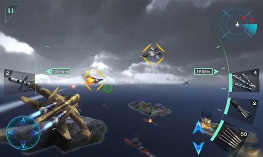 mod apk sky fighters 3d