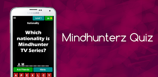 Are you a MIND HUNTER? Are you sure you know this show? Let's find out!