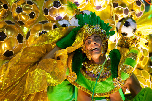 carnaval-2014.jpg - A float in the Carnaval parade in Rio de Janeiro, Brazil.