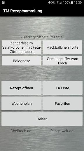 玩免費遊戲APP|下載Thermomix Rezeptsammlung V2 app不用錢|硬是要APP