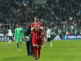 Niklas Süle (Bayern Munich) s'est rompu les ligaments