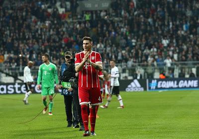 Coup dur pour un cadre du Bayern Munich : ligaments rompus !