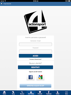 4ActionSport- screenshot thumbnail